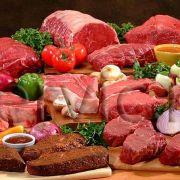گوشت و فراورده های گوشتی