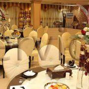 رستوران های تالار پذیرایی
