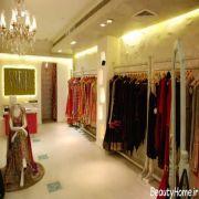 بوتیک لباس فروشی