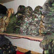 فروش پوشاک نظامی