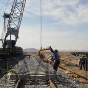 شرکتهای احداث راه آهن